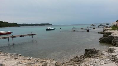 Serenity at Croatian coast.