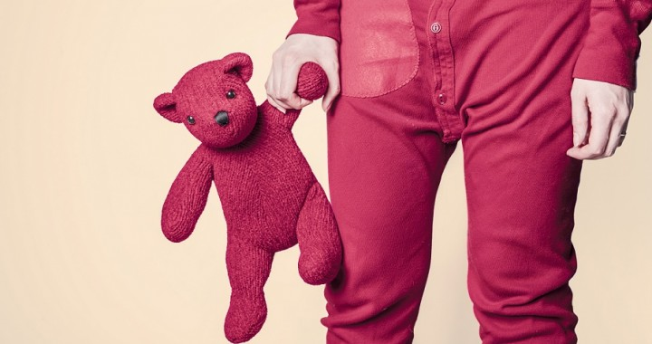 teddy, pijama, coucsurfing