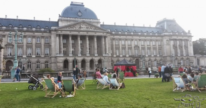 Royal Palace of Brussels, summer, summer events in Brussels