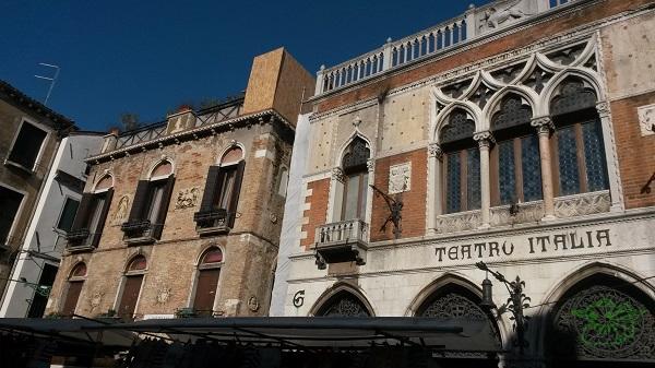 Venice, Airbnb, Teatro Italia, Italia