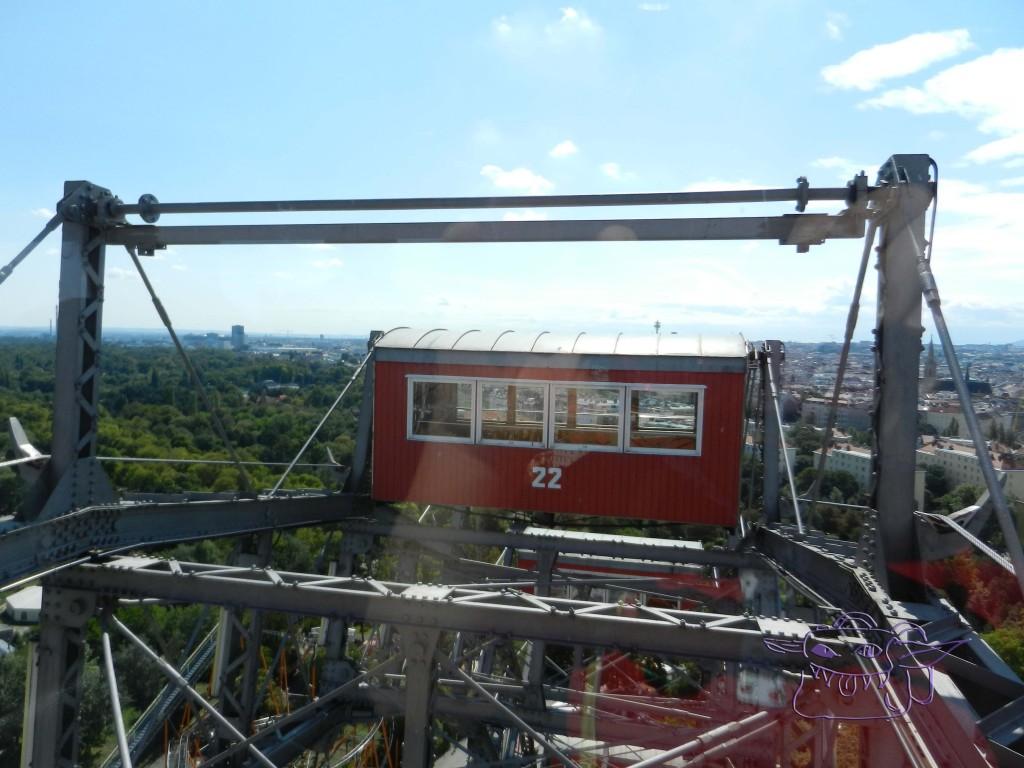 Giant Ferris Wheel, Prater, Vienna