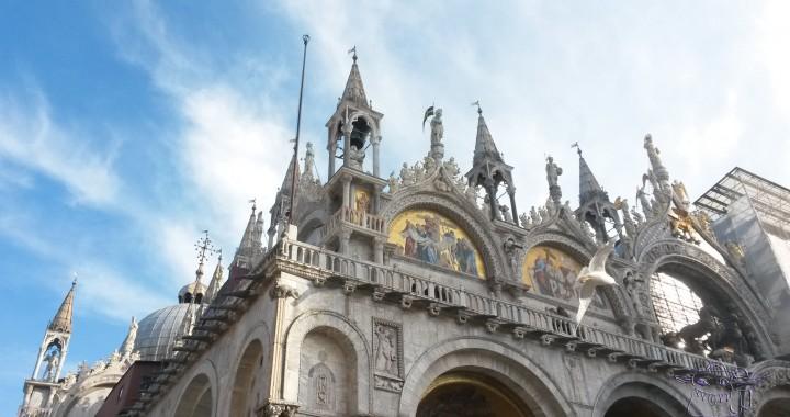 Saint Marks Basilica, Venice, Italy, carnival