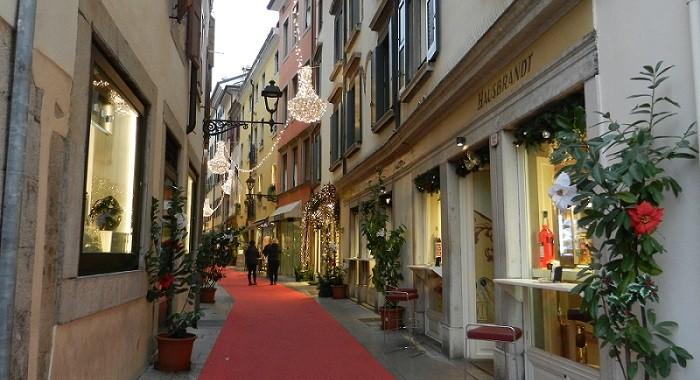 Udine, street, Italy