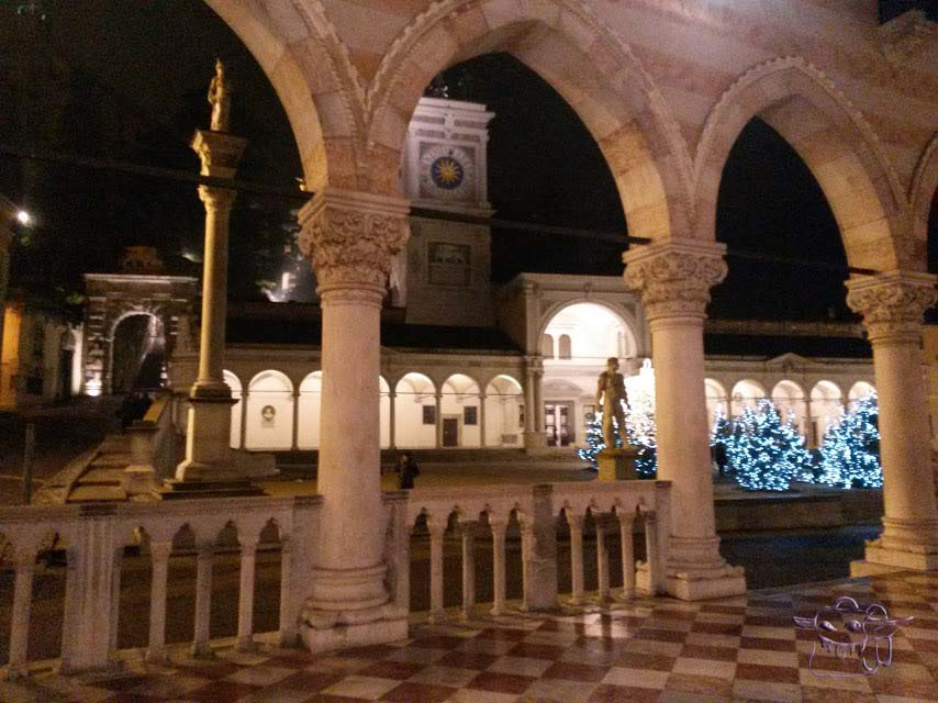catle, Udine, Italy, new year