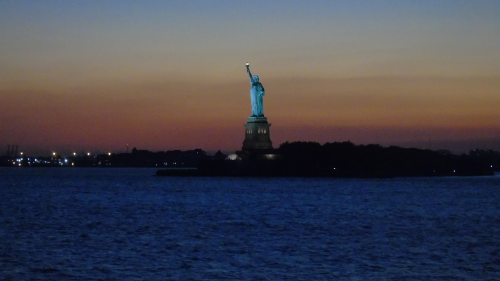 New York, Lady Liberty, The Statue of Liberty