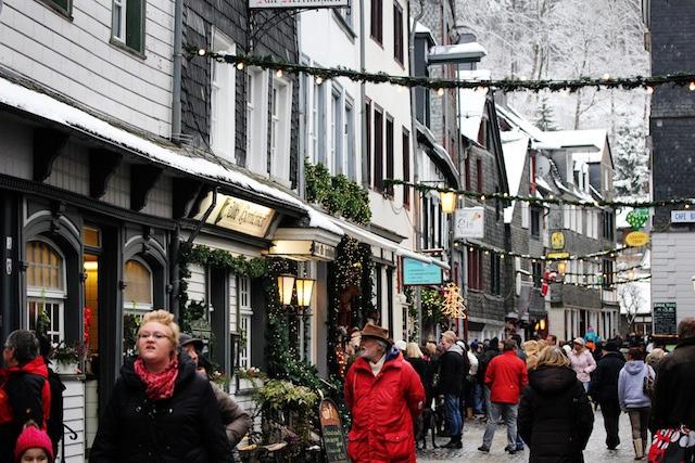 Monschau, christmas market