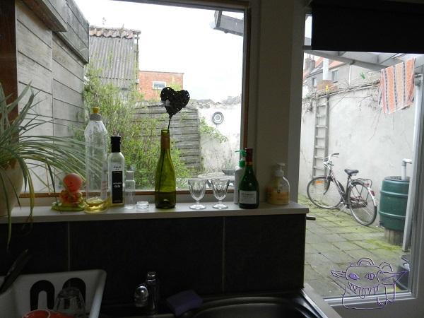 Belgium, Ghent, bike