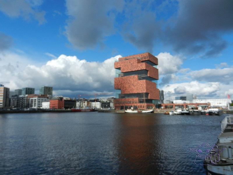 MAS museum, Belgium, Antwerp