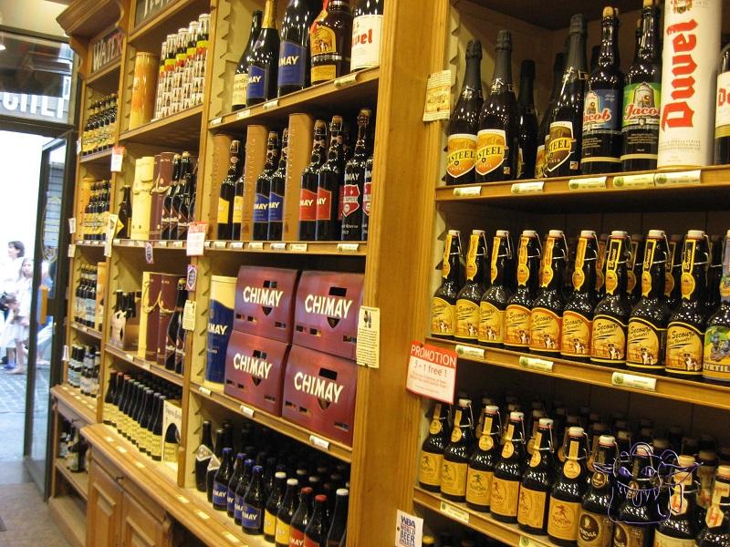 Mons, beer, Belgium