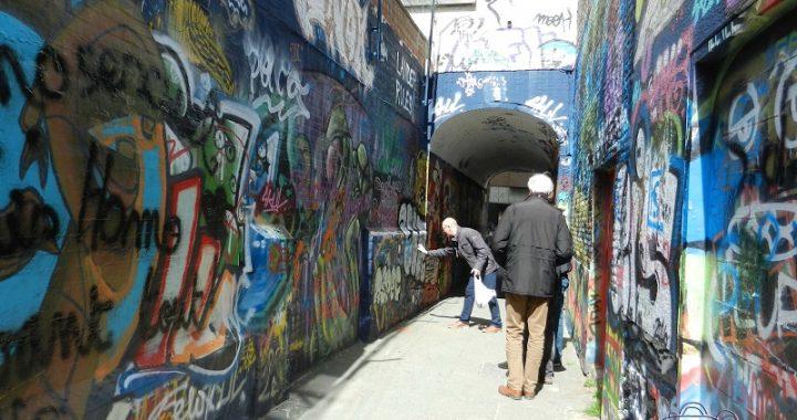 graffiti, Ghent, Belgium