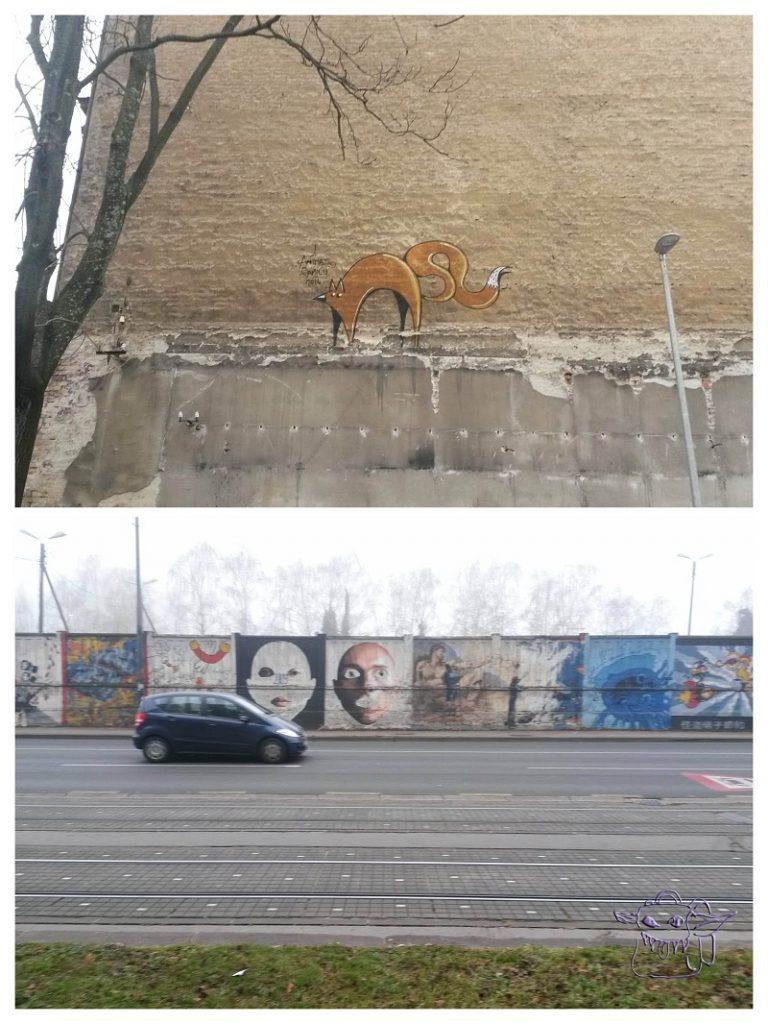 graffitti, advent, Zagreb, Branimir street