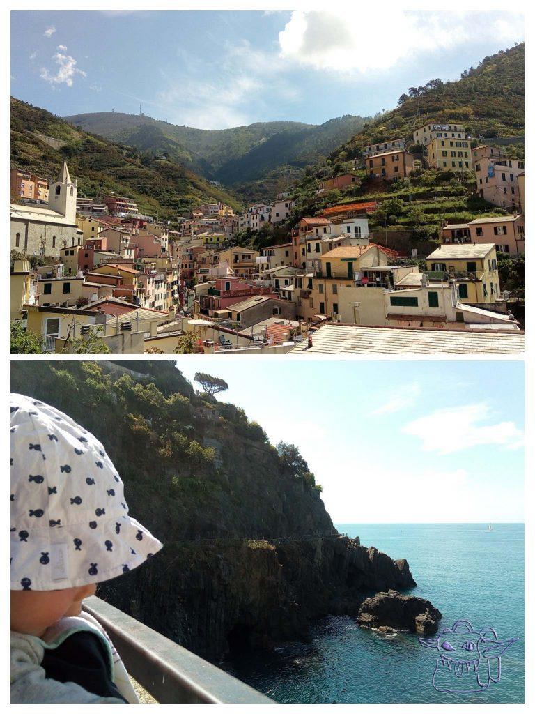 view, Cinque Terre