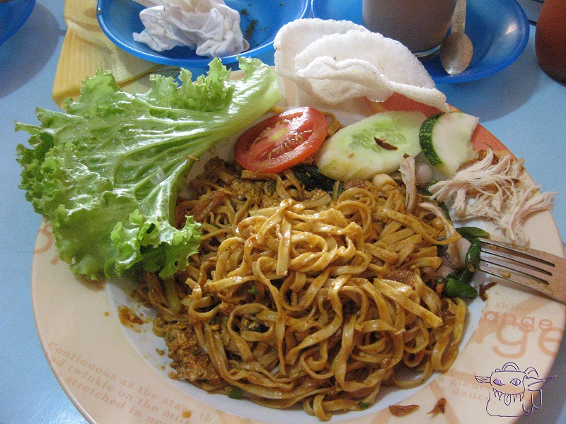 Mia Goreng, fried noodles,sumatra